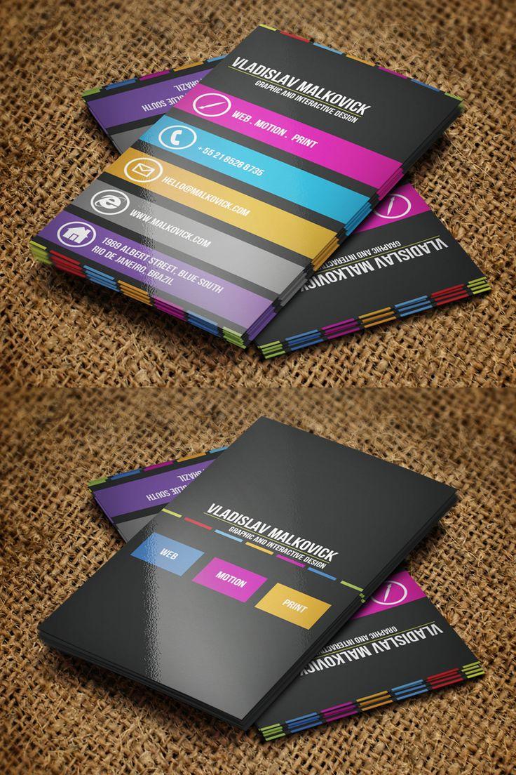 Designer Business Card 2