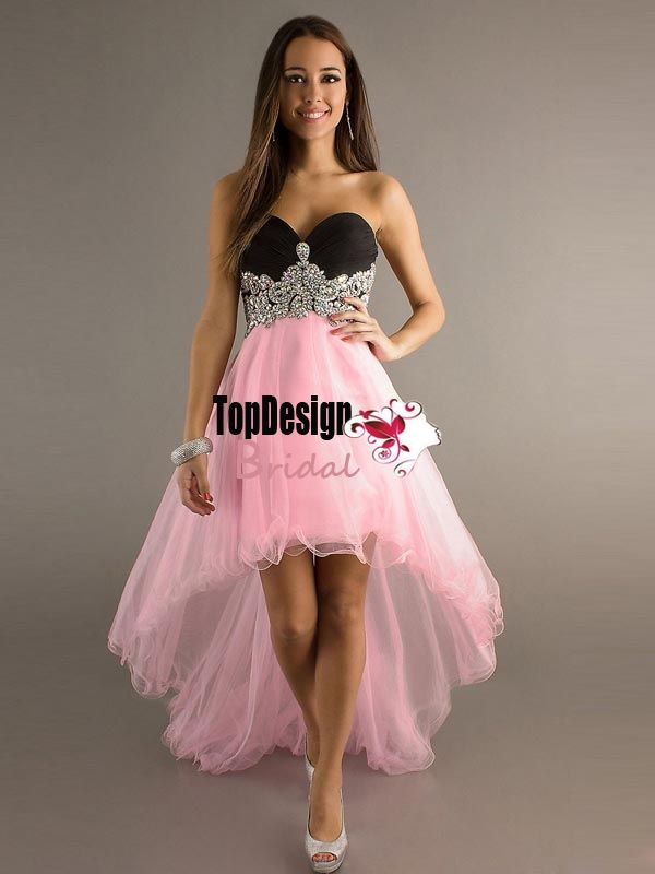 Mejores 340 imágenes de Hi-Low Prom Dress en Pinterest   Vestidos de ...