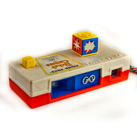 nostalgic items from the 1970s | Fisher Price Toy Camera 70's, 1970's, Seventies, Vintage, Retro, Kids ...
