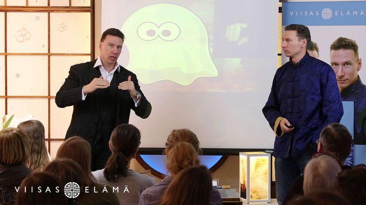 Harri ja Ilkka Virolainen puhuvat Viisas Elämä -klubilla 14.3.2016