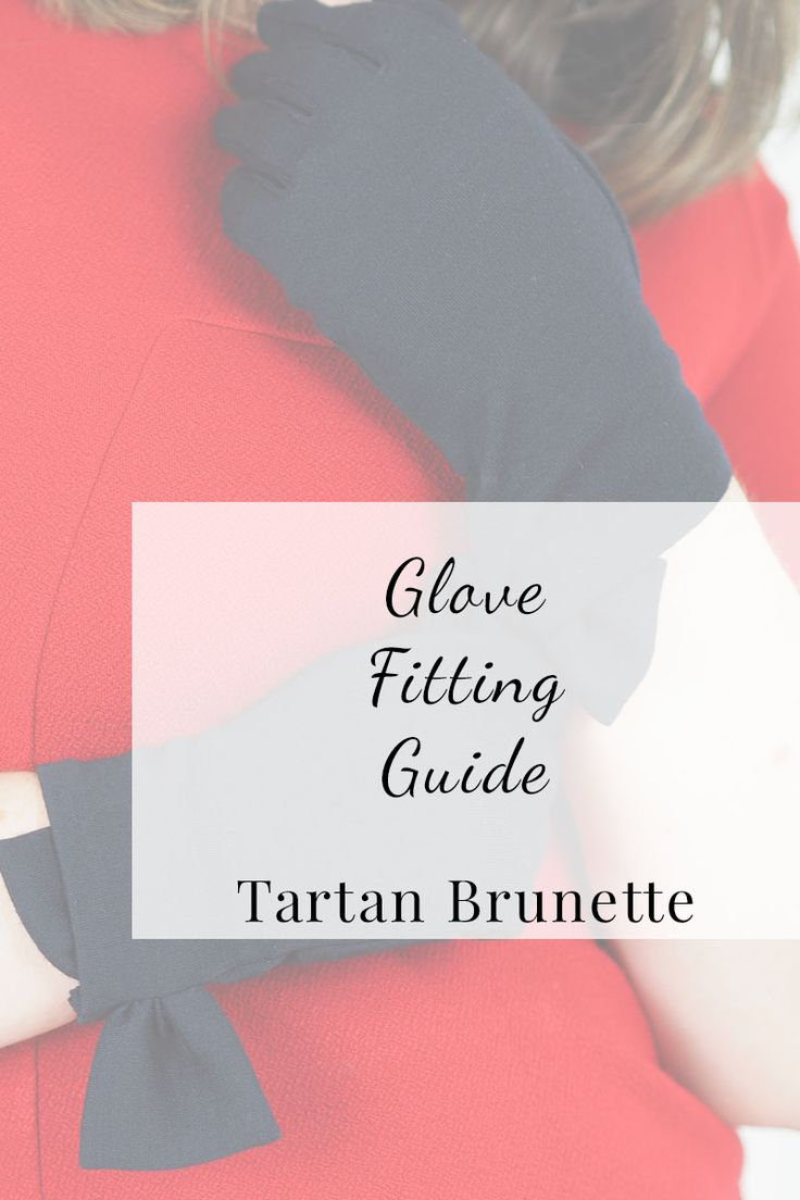 Do you ever struggle to find gloves that fit? Click through to read a simple glove fitting guide so your gloves always fit like a glove this autumn/winter