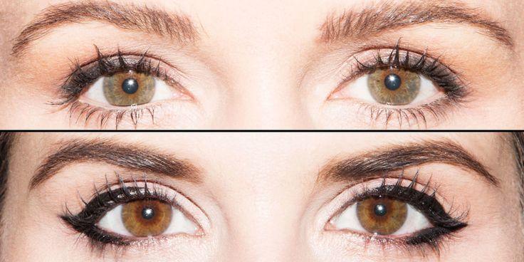 Wist je dat je met bepaalde eyeliner-trucs je ogen kunt accentueren en zelfs symmetrie in asymmetrische ogen aan kunt brengen? Kijk welke vorm ogen jij hebt en kom erachter welke eyeliner-look hier perfect bij past!