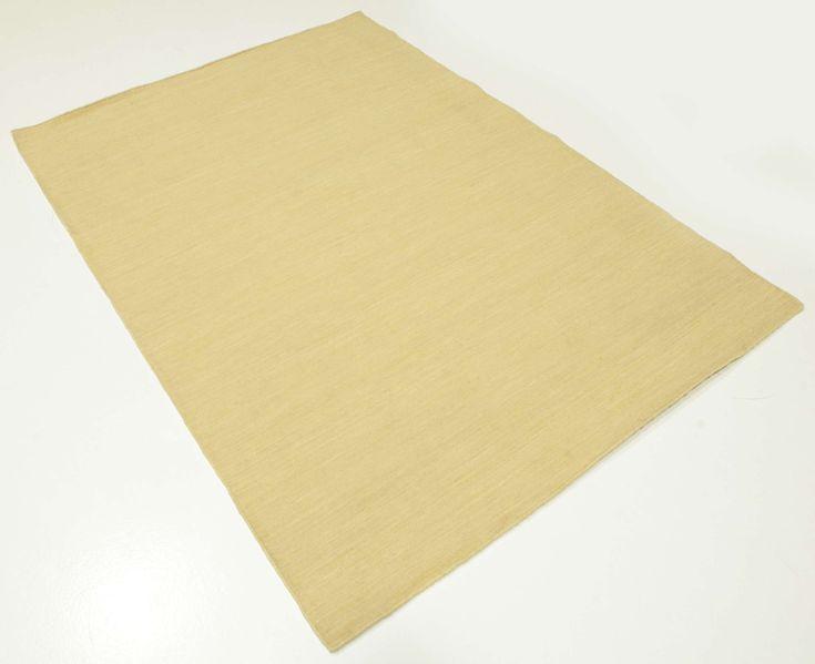 Kelim loom - Geel tapijt CVD8849