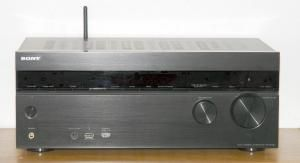 Can You Make a Home Theater Wireless?: Sony STR-DN1040 Home Theater Receiver With Wi-Fi, Bluetooth, and Apple Airplay