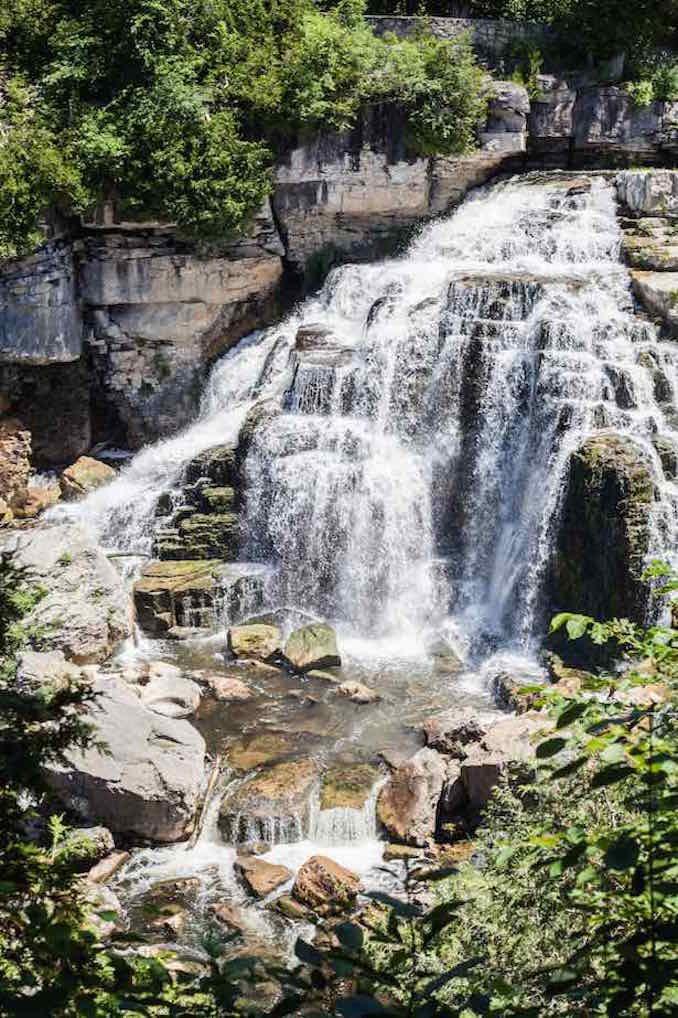 Georgian Bay Inglis Falls