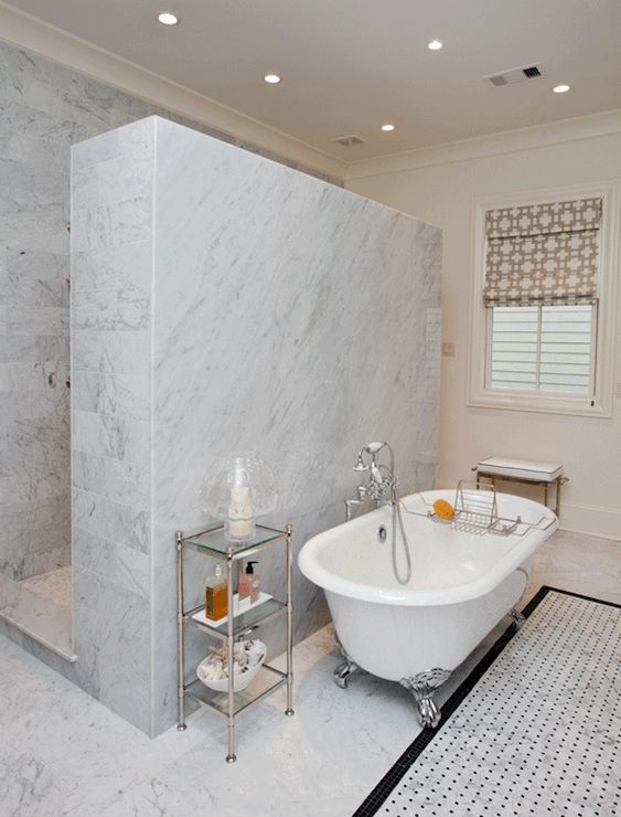 Walk In Doorless Shower No Place Like Your Home Pinterest