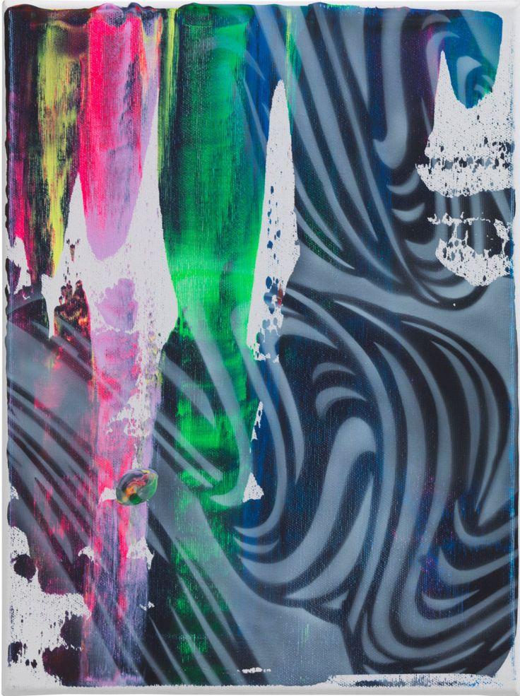 Abstract | Christine Streuli
