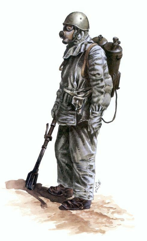 Italian army - assault group soldier WW2, pin by Paolo Marzioli