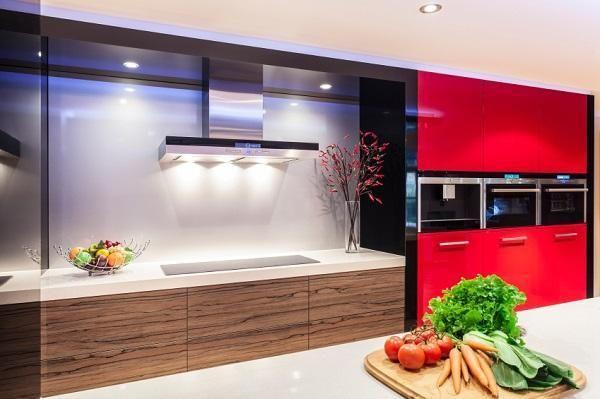 Cómo pintar una cocina - Contenido seleccionado con la ayuda de http://r4s.to/r4s