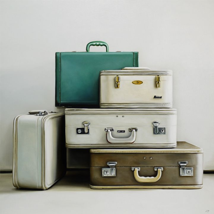 1000  images about L U G G A G E on Pinterest | Vintage suitcases ...