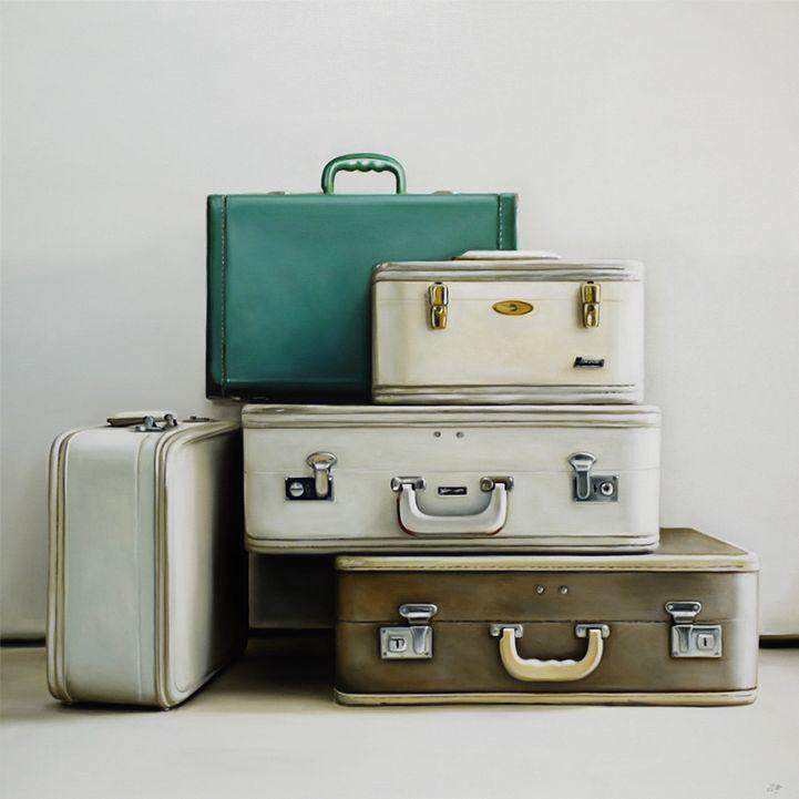 1000  images about L U G G A G E on Pinterest | Vintage suitcases ...