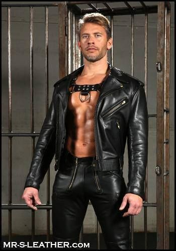 Gay man leather images, stock photos vectors
