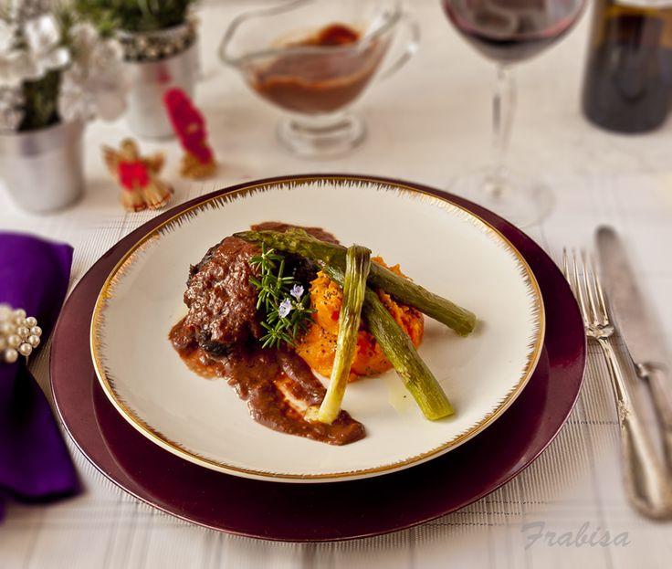 La Cocina de Frabisa | Carrilleras de ternera gallega guisadas en vino tinto