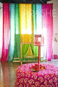 saree curtain ideas - Google Search