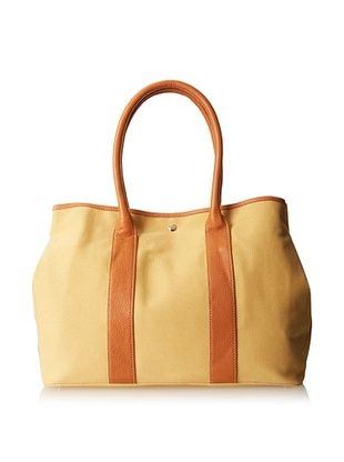 56% OFF J.McLaughlin Women's Mia Turnberry Tote, Mustard