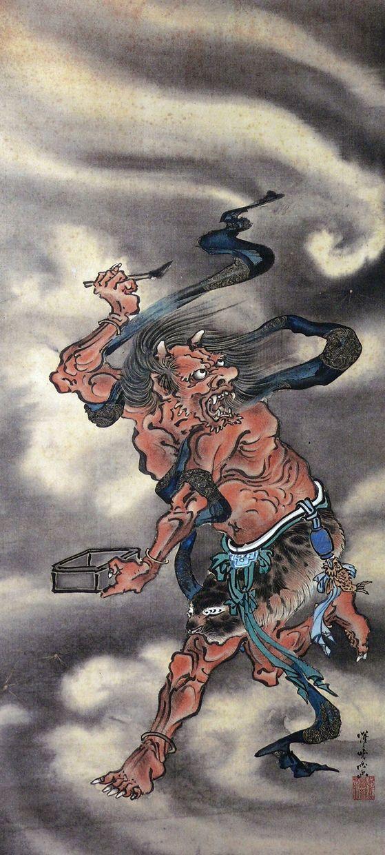 Kawanabe Kyōsai.(Japanese, 1831–1889. Meiji period (1868–1912). Japan.
