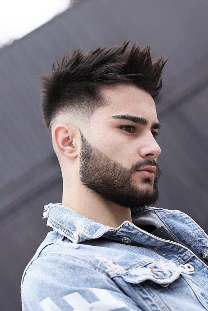 20+ Type de coiffure homme le dernier