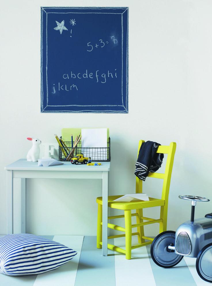 Kindersichere Farben und Inspiration fürs Kinderzimmer.