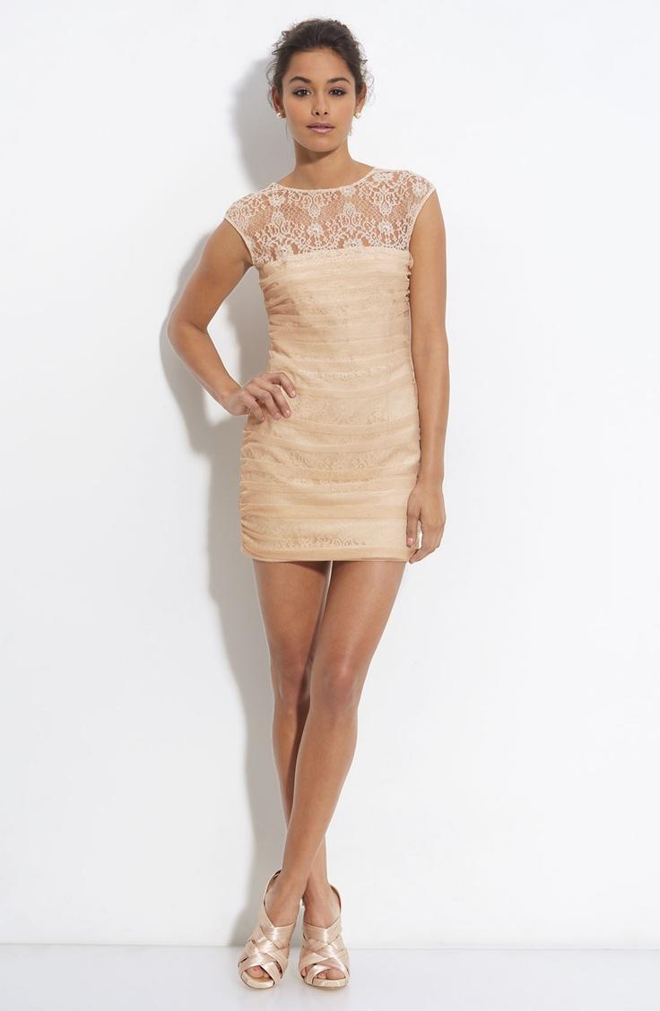 cute dress to wear to a wedding :)
