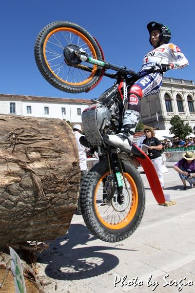 TONI BOU - Sponsored by Hebo.