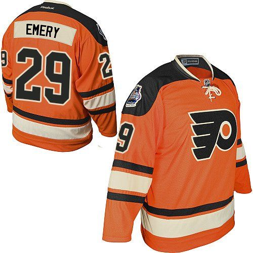 ed1f0d021 ... Claude Giroux Orange Winter Classic with A Patch NHL Philadelphia Flyers  Chris Pronger Winter Classic Jersey