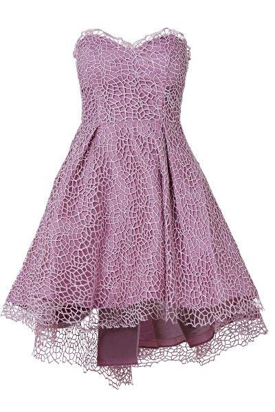 Jadore 'Rubyrose' dress from White Runway.