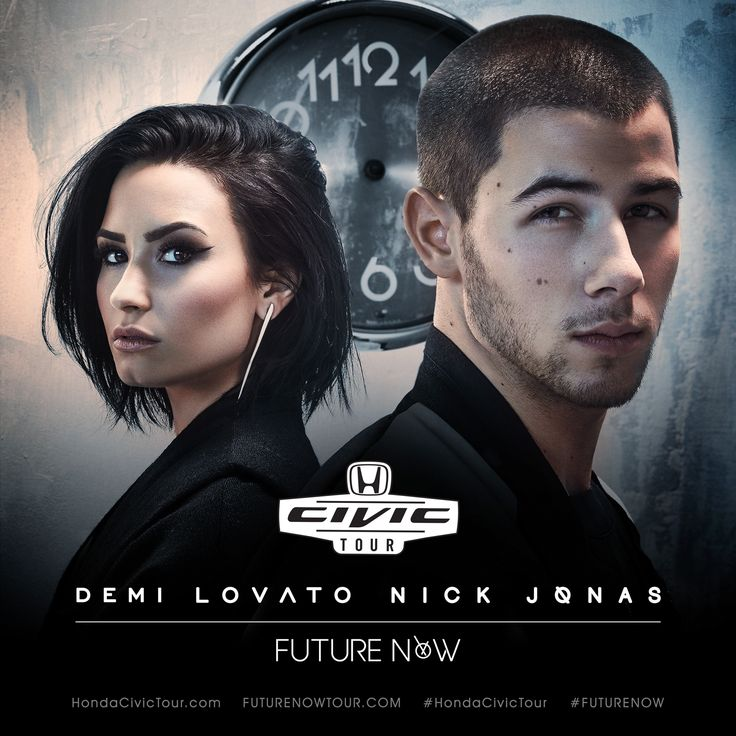 Future Tour Now | Demi Lovato and Nick Jonas