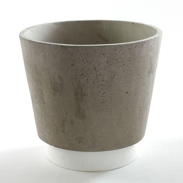 Design Binge — Flip Flop Pot Large White by Serax