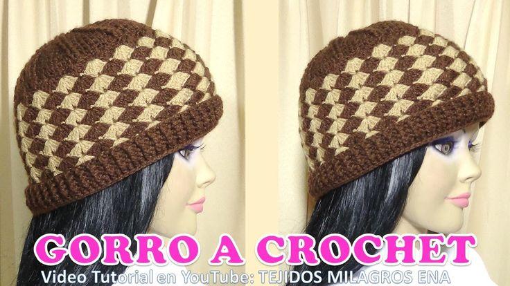 345 Best Boinas Tejidas Images On Pinterest Crochet Hats