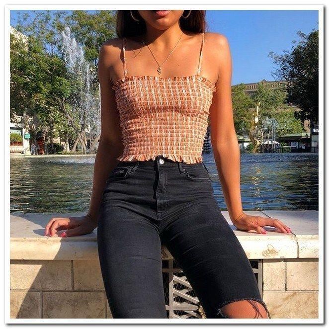 47 süße Sommer Outfit Ideen für Teen Girls * bilalshome.com – Σύνολα 3 -…