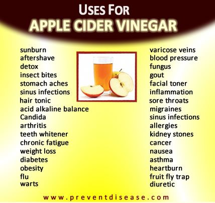 Is apple cider vinegar really a powerful healing tonic