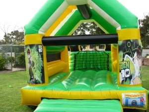 Ben 10 bouncing castle.  Google Image Result for http://www.castlemania.co.za/images/Ben10_thumb.jpg