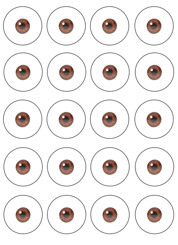 It's just an image of Revered Minions Printable Eyes