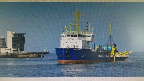 UKD Marlin in Aberdeen.