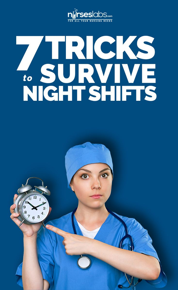 Repin this pin to share tips with fellow #nurses on how to conquer the night shift from @NurseLabs.