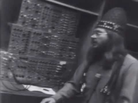 Sandin, Dan: 5 Minute Romp Through the IP [Analog Image Processor], video, 1973.  Video of Sandine machine!!!!!