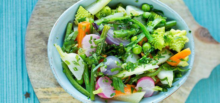 Glaserte grønnsaker | Lises blogg