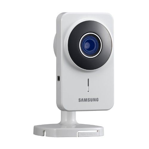 Samsung SmartCam Wireless Day/Night Video Monitoring IP Camera with Wi-Fi Direct Setting - New Updated Version 2.0 / Manufacture Refurbished Samsung,http://www.amazon.com/dp/B00H8TAM8Q/ref=cm_sw_r_pi_dp_BmZltb1RCTRAG9XM
