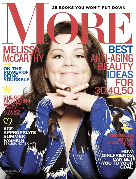 Melissa McCarthy Talks About Her Weight, Her Marriage and The Heat - Us Weekly