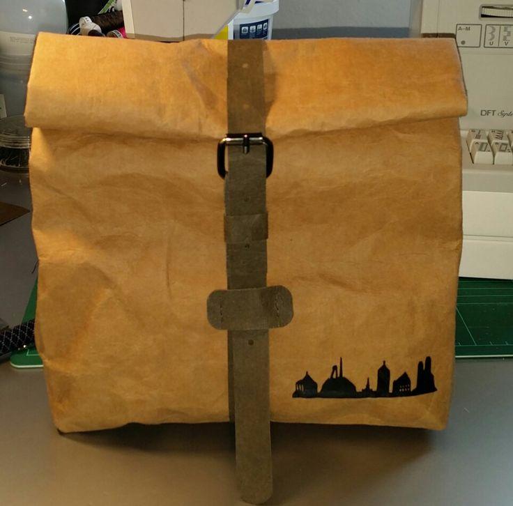 Lunchbag aus SnapPap
