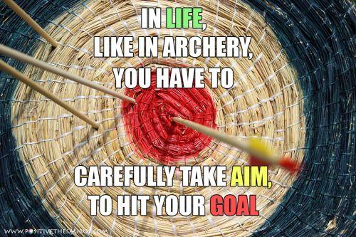17 Best Archery Quotes On Pinterest