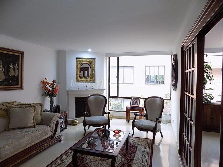 Apartamentos en San patricio, Bogotá D.C. con 3 habitaciones, 4 baños, 2 garajes, $810.000.000