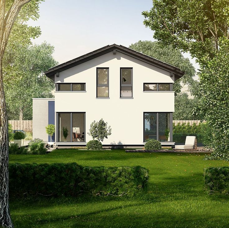 1667 besten hausbaudirekt bilder auf pinterest anbau haus bien zenker und einfamilienhaus. Black Bedroom Furniture Sets. Home Design Ideas