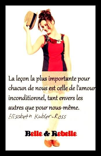 #citation #amour www.belleetrebelle.ca