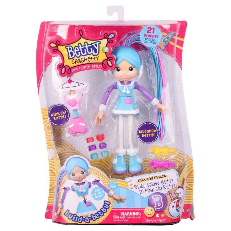 Betty Spaghetty Doll - Winterland