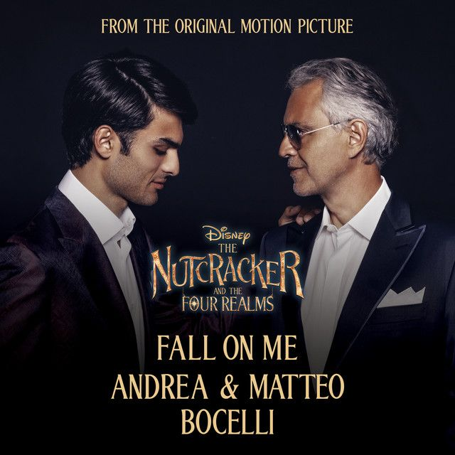 Fall On Me English Version A Song By Andrea Bocelli Matteo