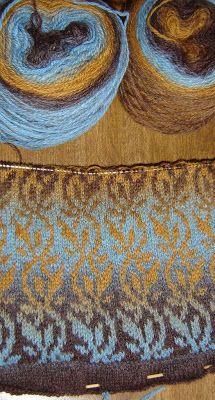 Free colorwork Knitting Patterns  