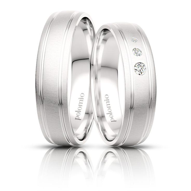 Snubní prsten Simi 5,5-01 Polomio Jewellery