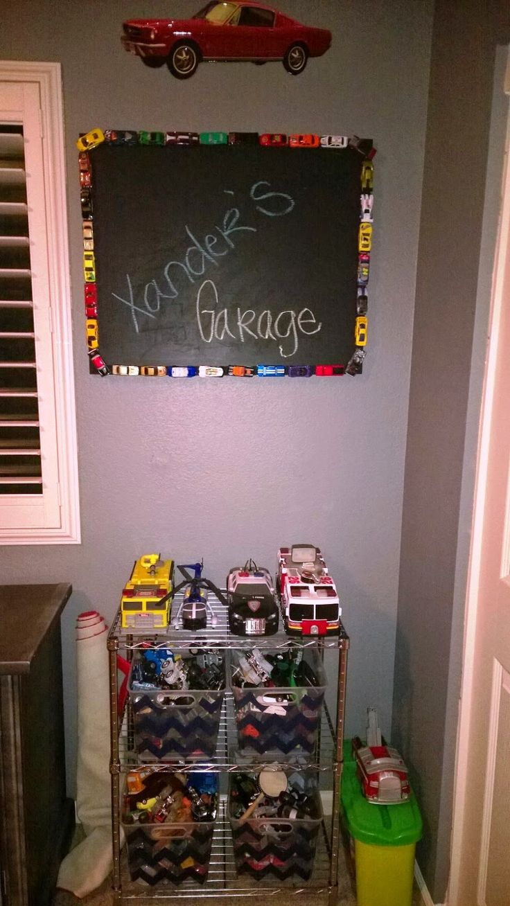 86 Best Images About Garage Themed Boy Nursery On Pinterest Discover More B