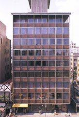 Yoshiro Taniguchi, Shiseido Parlor Building